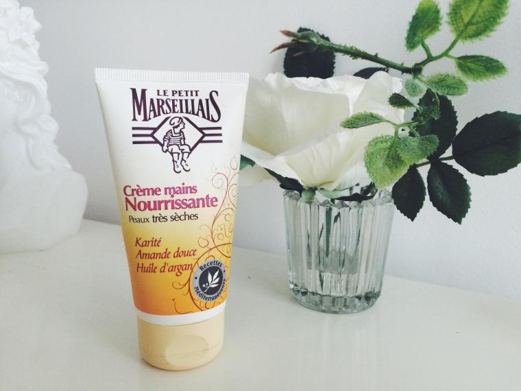 Crème pour les mains : Le petit Marseillais